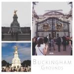 Buckingham grounds